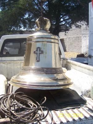campanas en bronce para escuelas