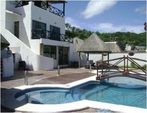 preciosas casas en playa privada de campeche
