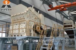 trituradora de impacto / trituradora de piedra para la venta (serie pf)