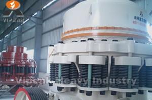 triturador hidráulico / trituradora de cono