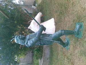 escultor arte fantastico