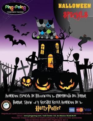 fiestas halloween mexico casa de sustos casa del terror mexico