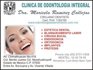 clinica de odontologia integral en nezahualcoyotl estado de mexico