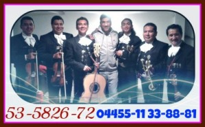 mariachis adomicilio 0445511338881 por a.obregon serenatas economicas