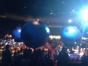 pelotas para eventos publicitarias gigantes a la venta