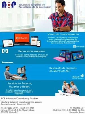 soluciones integrales de tecnologías de la información - hermosillo