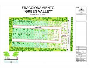 desarrollo greenvalley terrenos 10x20 m con escritura publica