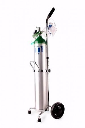 tanque de oxigeno portatil para enfermos de