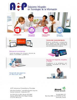 soluciones integrales de tecnologías de la información