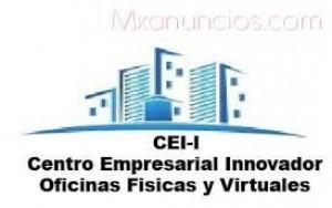 renta de oficinas virtuales en 3 sucursales con excelente ubicacion