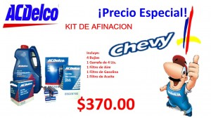 kit de chevy para tu chevy