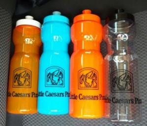 cilindros para agua promocionales y con logos