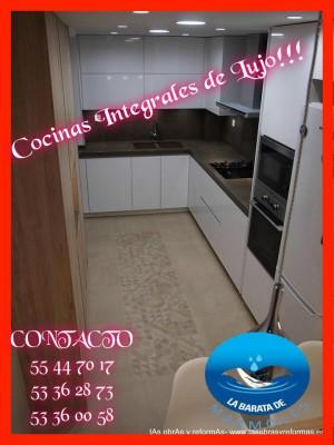 cocinas integrales las mejores en coyoacán !!!