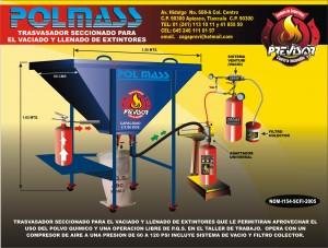 zagas maquinas para extintores